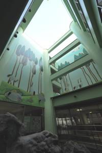 特別擁護老人ホーム 神明園 中庭改修